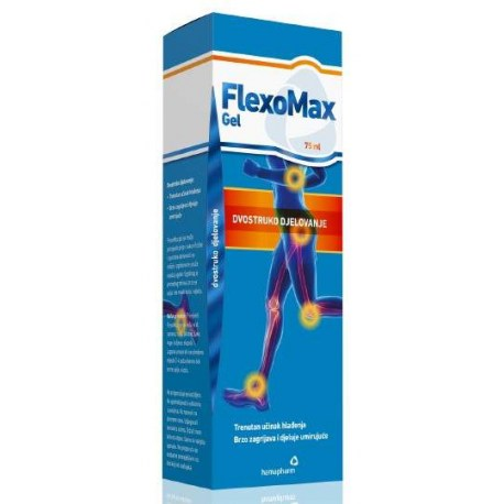 FlexoMax gel, 75 ml