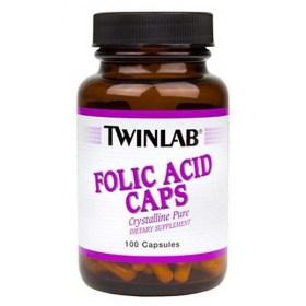 Twinlab Folna kiselina 600mcg, 100 kom.