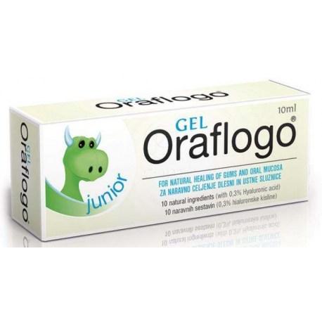 ORAFLOGO JUNIOR gel
