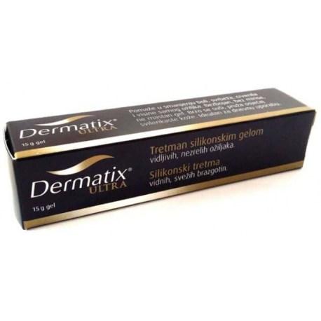 Dermatix Ultra silikonski gel za ožiljke, 15g
