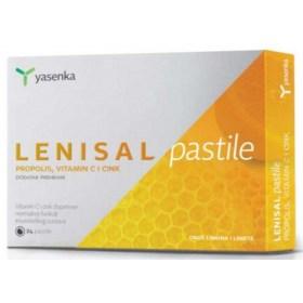 LENISAL pastile propolis, vitamic C i cink, 24 kom.