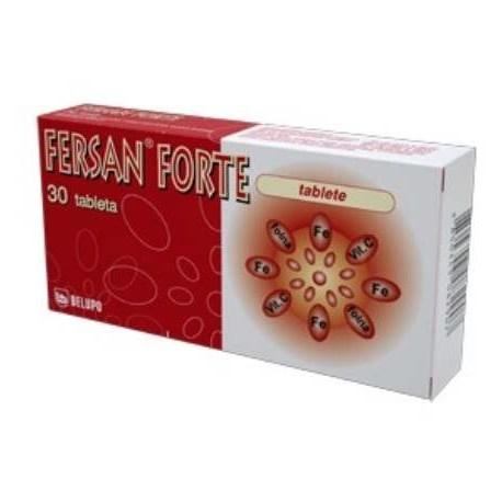 Belupo FERSAN FORTE tablete