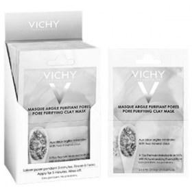 Vichy Maska s glinom za pročišćavanje pora, 2x6ml