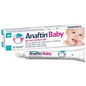 Anaftin Baby gel kod nicanja zubića kod djece 10ml