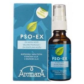 Aromara PSO-EX za pomoć kod psorijaze, 30ml