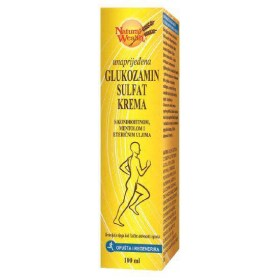 Natural Wealth Glukozamin sulfat krema NOVO, 100ml