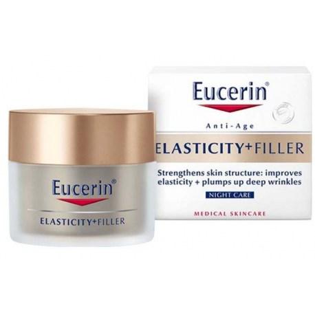 Eucerin ELASTICITY+FILLER noćna njega, 50ml