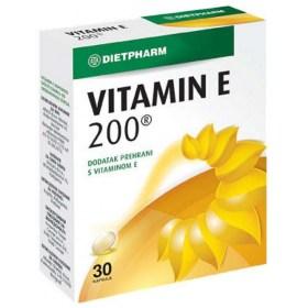 Vitamin E 200 kapsule, 30 kom.