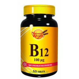 Natural Wealth B12 50 tbl