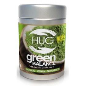 HUG Green balance u prahu, 100g