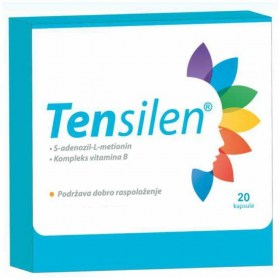 Tensilen capsules to relieve tension of 20 capsules