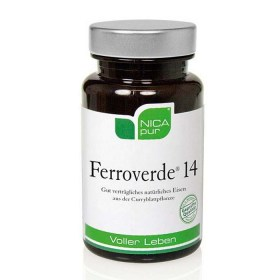 FERROVERDE 14 capsules with iron from a pure plant source