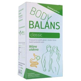 BodyBalans natural product of vegetable fibers, bags 10x20g