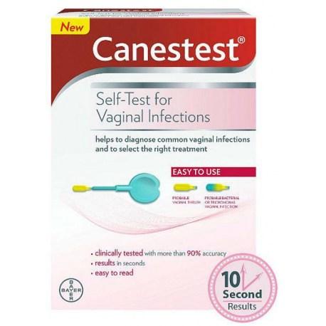CANESTEST test za otkrivanje vaginalnih infekcija
