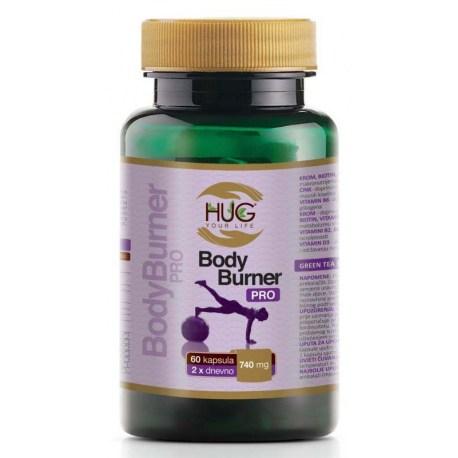 BodyBurner PRO kapsule za poticanje metabolizma, 60 kom.
