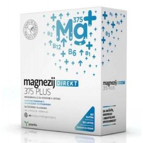 Yasenka Magnesium DIREKT 375 PLUS microgranules in bags