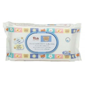 Efforts wet wipes for gentle cleansing and care of children's skin 72 pcs.