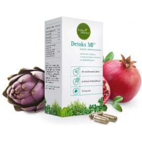 Detox MF detox capsules, 30x580mg