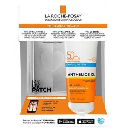 Anthelios XL SPF 50+ Mlijeko za tijelo + MY UV PATCH