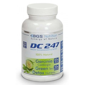 DC 247 weight control and detoxification capsules, 60x56g
