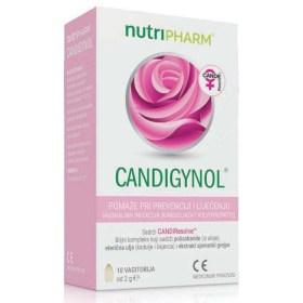 Candigynol za vaginalne infekcije uzrokovane bakterijama i gljivicama