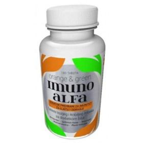 Imunoalfa tablete kozjeg i kobiljeg mlijeka s dodatkom ljekovitog bilja