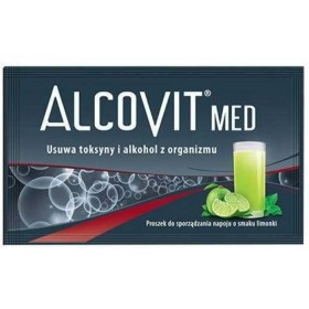 ALCOVIT Honey for detoxification of the digestive tract 15g