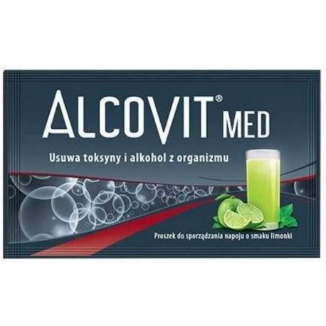 ALCOVIT Med za detoksikaciju probavnog trakta
