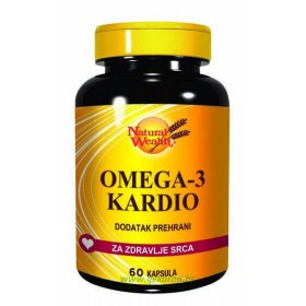 Natural Wealth Omega-3 Kardio, 60 kom.
