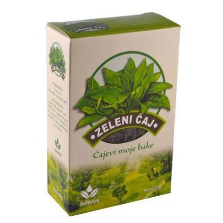 Suban Zeleni čaj 50g