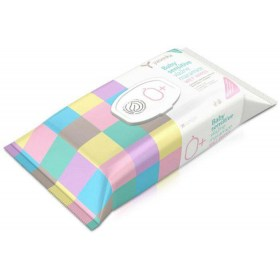 Yasenka Baby sensitive wet wipes for cleaning children's skin, 72 pcs.