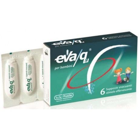 Eva/qu čepići za djecu za pomoć kod opstipacije