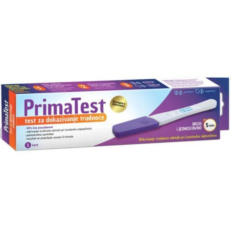 PrimaTest test za otkrivanje trudnoće