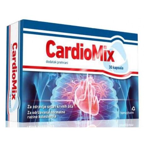 Hamapharm CardioMix kapsule za zdravlje srca i krvnih žila