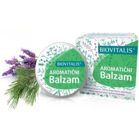 Biovitalis aromatični balzam za prsa 45ml