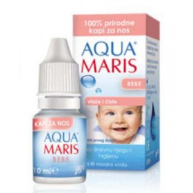 Aqua Maris baby nasal drops, 10 ml