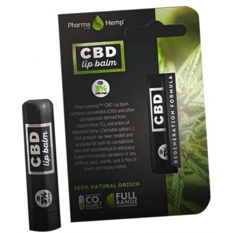 Pharmahemp CBD balzam za  usne 3%