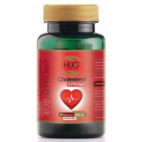 Cholesterol Q'PROtect za održavanje normalne razine kolesterola u krvi