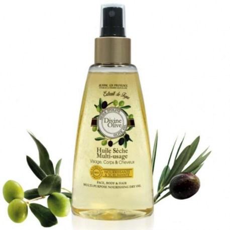 Njegujuće suho ulje za tijelo i kosu Divine Oil