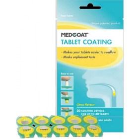 MedCoat obloga za tablete koja olakšava gutanje tableta