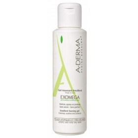 A-Derma Exomega pjenušavi gel za tuširanje, 500ml