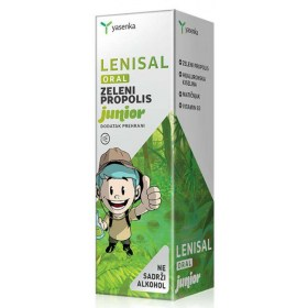 Lenisal Oral zeleni propolis Junior