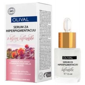 Olival Serum za hiperpigmentaciju s uljem šafranike