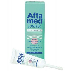Aftamed junior gel tuba 15ml