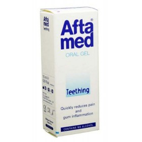 Aftamed Teething gel kod nicanja mliječnih zubi