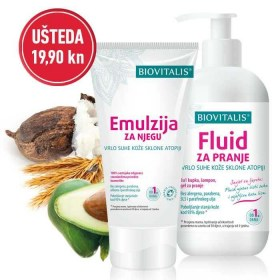Biovitalis SET 2u1 Emulzija 150ml i Fluid 250ml