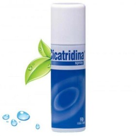 Icatridine spray to help with superficial and deep wounds