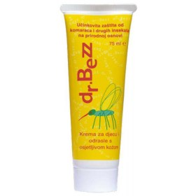 Dr. Bezz Sensitive krema protiv komaraca 75ml