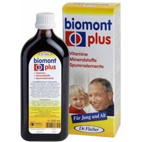 Dr. Fischer Biomont Plus Eliksir, 500ml