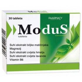 Modus tablete pomažu kod stresa i nesanice